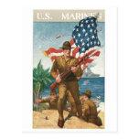 Camisetas militares del poster de los E.E.U.U. del Postales