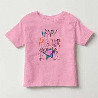 Camisetas muy colorido de un Passover