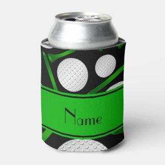 Camisetas negras conocidas personalizadas de las enfriador de latas