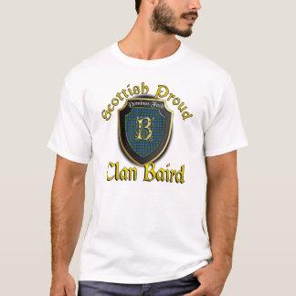 Camisetas orgulloso escocés de Baird del clan