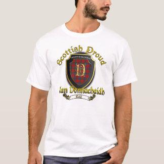 Camisetas orgulloso escocés de Donnachaidh Reid
