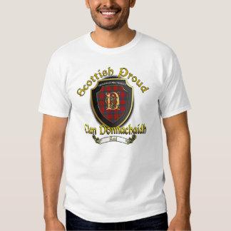 Camisetas orgulloso escocés de Donnachaidh Reid Poleras