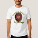Camisetas orgulloso escocés de MacDougall del clan Playeras