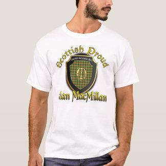Camisetas orgulloso escocés de MacMillan del clan