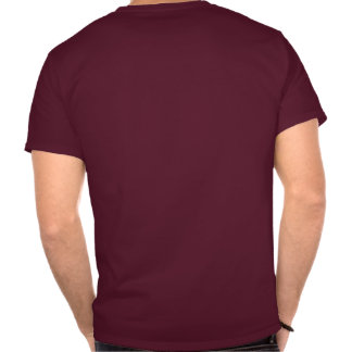 Camisetas oscuras del rancho de Harris con los log