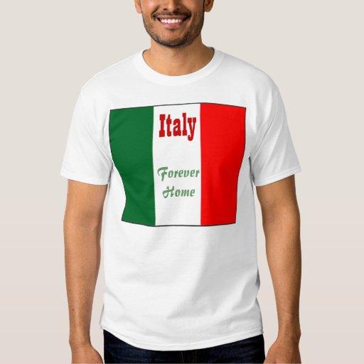 Camisetas para hombre de Italia Poleras