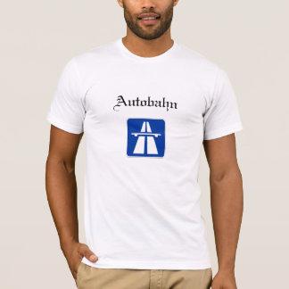 Camisetas para hombre del Autobahn