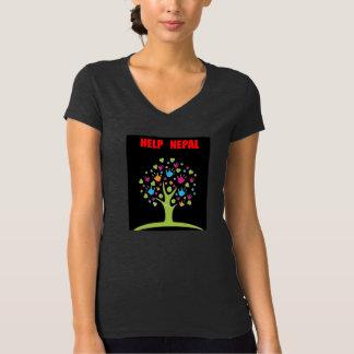 Camisetas para las mujeres playeras