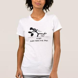 Camisetas para llevar de la orden camisas