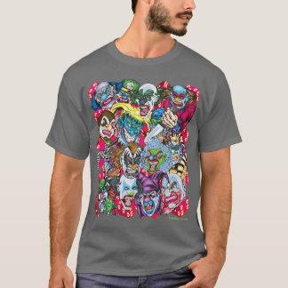 Camisetas Payaso-TODO-SOBRe-Oscuro
