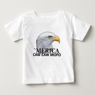 Camisetas .png del humor del águila del CAW del Playeras