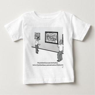 Camisetas presuntuoso y derivado poleras