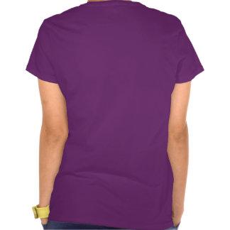 Camisetas principal de la cremallera todos nosotro playeras
