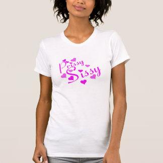 Camisetas quisquillosas de la mariquita