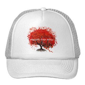 Camisetas, regalos, pegatinas y favor rojos del gorras de camionero