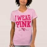 Camisetas rosadas del estilo de las letras del Gru