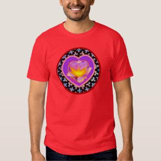 Camisetas sagradas del corazón camisas