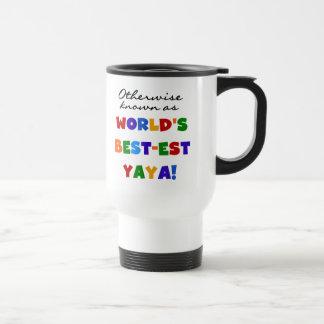 Camisetas si no sabidas y regalos del Mejor-est Ya Tazas De Café