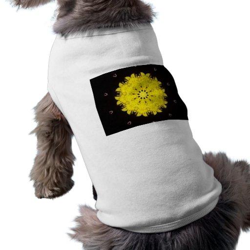 Camisetas sin mangas acanaladas del perrito del ca playera sin mangas para perro