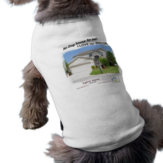 Camisetas sin mangas acanaladas del perrito playera sin mangas para perro