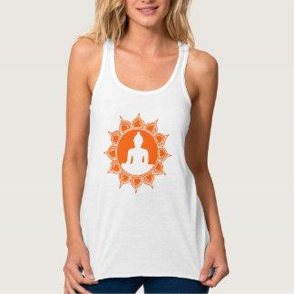 Camisetas sin mangas atentas de Lotus Flowy