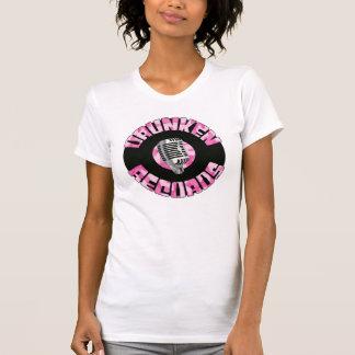 Camisetas sin mangas borrachas de los expedientes