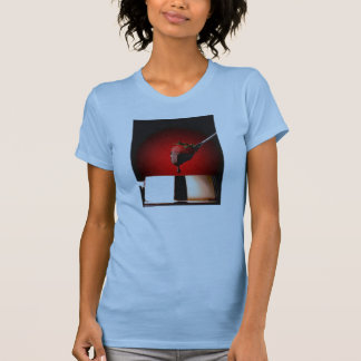 Camisetas sin mangas Chocolate-Sumergidas de las