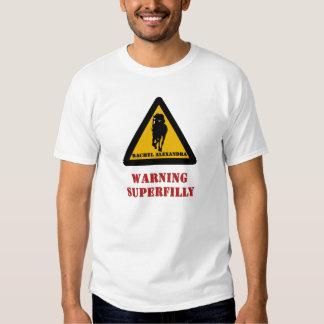Camisetas sin mangas de cuidado de Superfilly - de