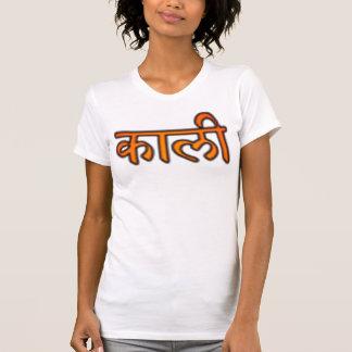 Camisetas sin mangas de Kali de las mujeres