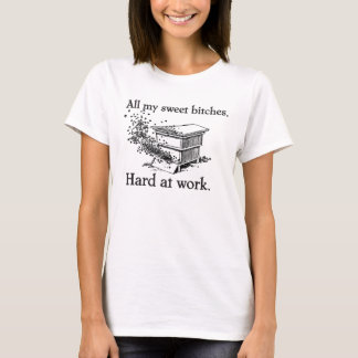 Camisetas sin mangas de la apicultura