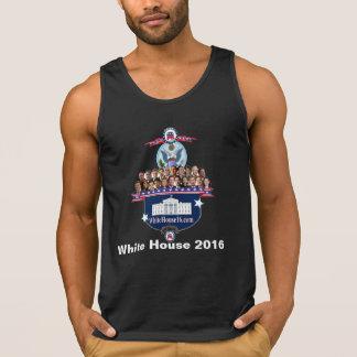 Camisetas sin mangas de la Casa Blanca 2016