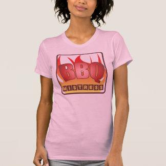 Camisetas sin mangas de la señora del Bbq