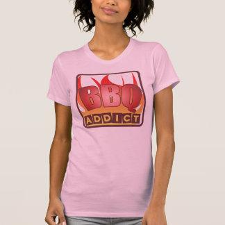 Camisetas sin mangas del adicto al Bbq