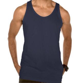 Camisetas sin mangas del búho del EDC