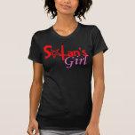 Camisetas sin mangas del chica de Satan por DemonL