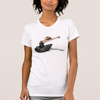 Camisetas sin mangas del cisne negro