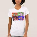 Camisetas sin mangas del diseño de la MOD
