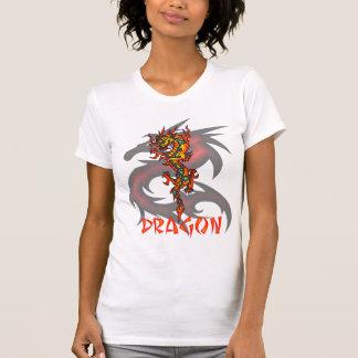 Camisetas sin mangas del dragón