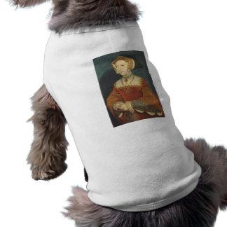 Camisetas sin mangas del perrito de Jane Seymour Playera Sin Mangas Para Perro
