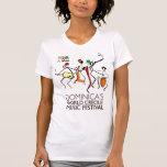 Camisetas sin mangas del WCMF de las mujeres