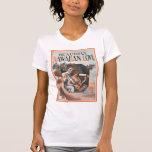Camisetas sin mangas hawaianas de las señoras del