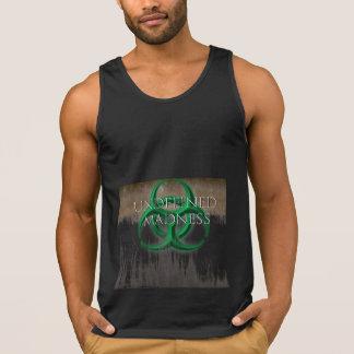 ¡Camisetas sin mangas indefinidas de la locura! ¡D Playeras De Tirantes