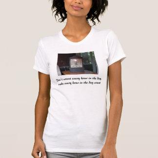 Camisetas sin mangas inspiradas del tiempo