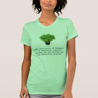 Camisetas sin mangas para mujer de la ALBAHACA