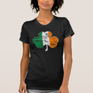 Camisetas sin mangas pesadas apenadas del trébol i