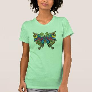 Camisetas sin mangas psicodélicas de las señoras