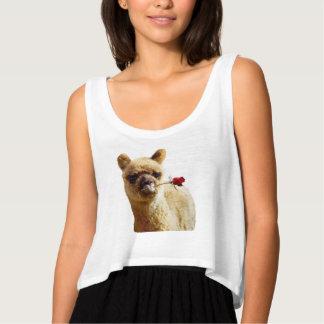 Camisetas sin mangas subiós alpaca