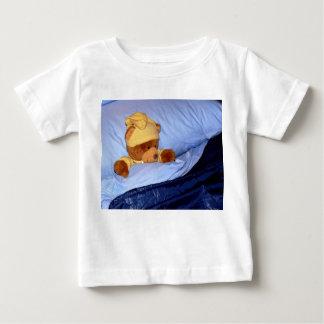 Camisetas soñolientas del oso playera