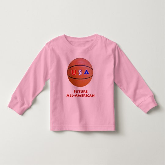 Camisetas Todo-Americano futuro del baloncesto