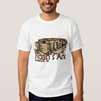 Camisetas tonales de la raya de las señoras de la remera